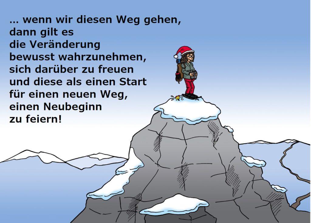 Gemeinsam schaffen wird auch Ihre Herausforderungen-Ursula Hesselmann unterstützt Sie