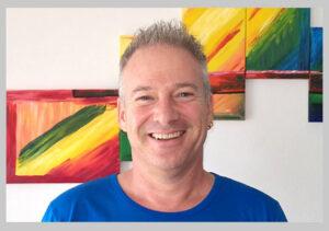 Peter Hitzek - die gute Seele im Büro