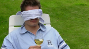 Blinder Fleck öffnen - open your blind spot