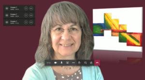 Online Moderieren in Gruppenarbeiten