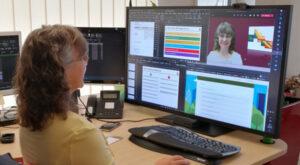 Teamleiterprogramm fordert in der Nutzung verschiedener Techniken und Software